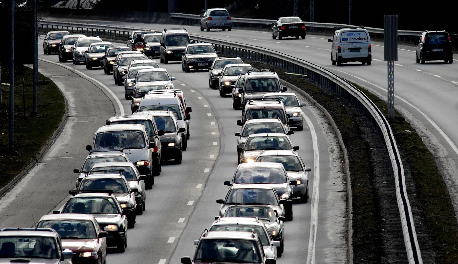 Trafikken direkte: Rv. 7 Eidfjordtunnelen stengt